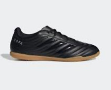 Adidas Men Shoes Soccer Shoes Sala Copa 19.4 Indoor Soccer Cleats Black F35485