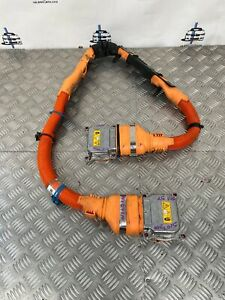BMW X5 F15 40e HIGH VOLTAGE CABLE LOOM HARNESS 9292357
