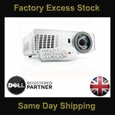 Dell S320Wi 3D Projector 2200:1 3000 Lumens 1024x768 3.18kg (WLAN) 275 Hrs Lamp