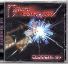 Final Conclusion - Element 87 CD