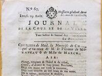 Massacre Luneville 1791 Meurthe et Moselle Bergasse Gorsas Révolution Royaliste