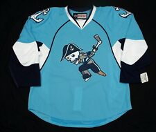 Blank Pro Stock Team Issue Jersey AHL Milwaukee Admirals Reebok Edge 2.0 CCM