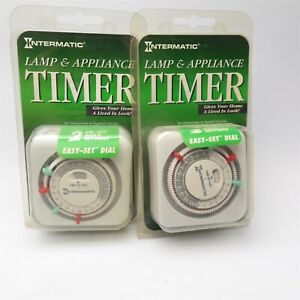New Old Stock Lamp & Appliance Timer Very Nice