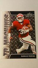 NFL Trading Card Samaje Perine Washington Redskins 2017 Leaf TD Machines