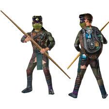 Boys Deluxe Ninja Turtles Donatello Costume Size Medium 8-10