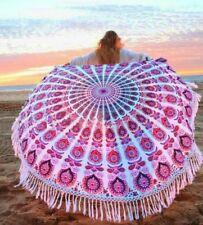 Serviette de Plage, OUTERDO Drap de plage Serviette Plage Mandala Femme Tapisser