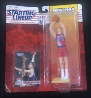 Shawn Bradley Starting Lineup 1994 Rookie New Sealed SLU NBA Sixers