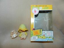 1982 KENNER STRAWBERRY SHORTCAKE BUTTER COOKIE & JELLY BEAR W/BOX