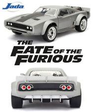 Coche de automodelismo y aeromodelismo Fast & Furious color principal gris
