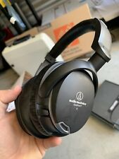 Audio-Technica ATH-ANC9 QuietPoint Active Noise-Cancelling Headphones No Chord