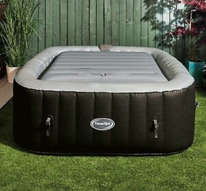 CleverSpa UNIVERSAL INFLATABLE COVER SUPPORT FOR SQUARE HOT TUBS, LAY Z SPA ETC