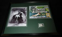 Julie Adams Signed Framed 16x20 Photo Set Creature from the Black Lagoon