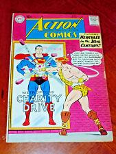 ACTION COMICS #267 (1960)  VG+ (4.5) cond.  KEY:  3rd LEGION, 1st CHAMELEON BOY