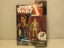 STAR WARS THE FORCE AWAKENS REY RESISTANCE OUTFIT 3.75 LOW S&H!