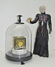 "HELLRAISER (1987) Clive Barker Signed PUZZLE BOX & 18"" PINHEAD Display AMAZING"
