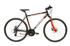 700c 29er MTB Hybrid Monteria Bike
