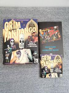 Grim Fandango Big Box (PC CD) Windows 95/98 Complete