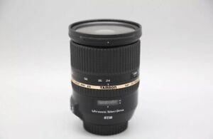Tamron 24-70mm f/2.8 VC SP USD für Nikon - 12 Monate Gewährleistung