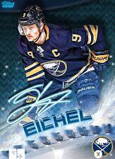 2019 BLADES ICE SIGNATURE JACK EICHEL 150cc Topps NHL Skate Digital Card