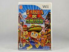 Samba de Amigo (Nintendo Wii, 2008) New sealed !