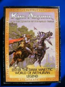 King Arthur And The Knights Of The Round Table - Wotan Games - VG+