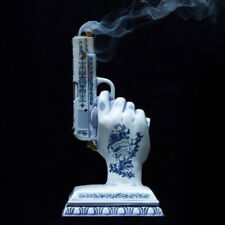 Garden Décor Statues Neighborhood Chamber Pistol Model Ceramics Burner Incense