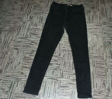 Levis Mile High Super Skinny W 31 schwarz