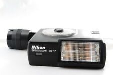Nikon Speedlight SB-17 Shoe Mount Flash for Nikon From Japan Exc+++++