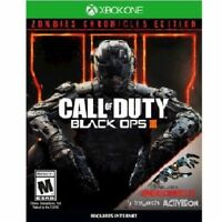 Call of Duty: Black Ops 3 III Zombies Chronicles Edition - Xbox One Brand New