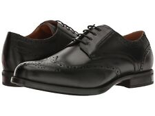 Florsheim Men's Midtown Wingtip Oxford Black US Sizes/Widths