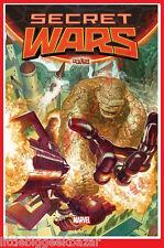 SECRET WARS 4 04 Avril 2016 900 EX COFFRET Collector LOT 14 comics Marvel NEUF