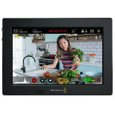 """Blackmagic Video Assist 7"""" 3G LCD Monitor / Recorder 3G‑SDI and HDMI connections"""