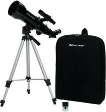 Telescope Astronomical Travel Scope 70mm Coated Glass Optical With Backpack