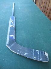 "VINTAGE  Wooden 54""  Long Hockey Stick Goalie BAUER SUPER ONE 75"
