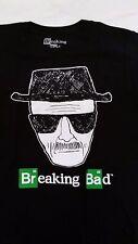 Breaking Bad graphic t-shirt Heisenberg sketch image face men sz S
