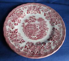 Myott Meakin, Kuchenteller 20 cm, Teller rot, weitere, Keramik