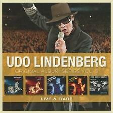 Original Album Series Vol.3 (Live & Rare) von Udo & Das Panik-Orchester Lindenberg (2013)