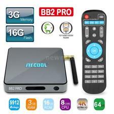 MECOOL BB2 PRO S912 Octa Core 3G+16G Android 7.1 TV BOX 2.4&5G WiFi 4K Media BT