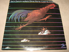 JACK DeJOHNETTE Directions Cosmic Chicken SEALED LP 1975 P10094 John Abercrombie