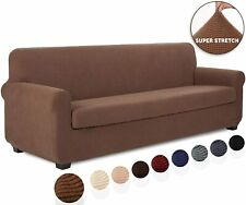 Sofa Cover Elastic STRETCH Furniture Protector (Velvet and Fleece Material)