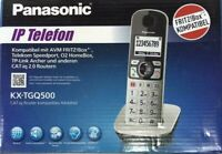 PANASONIC KX-TGQ 500 IP Telefon Fritz!Box Kompatibel Kundenretoure