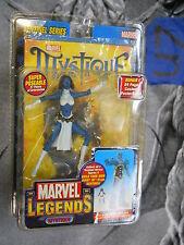 U7 Marvel Legend Lot X MEN MYSTIQUE BARE MIDRIFF ERROR VARIANT Sentinel BAF xmen
