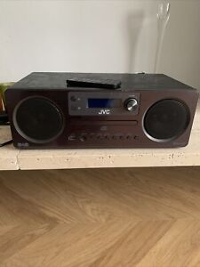 JVC RD-D70 All In One Hi-Fi- Bluetooth, USB Port, Bluetooth, DAB/FM Radio, CD