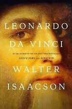 NEW BOOK ! Leonardo Da Vinci by Walter Isaacson (2017, Hardcover)