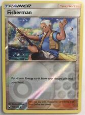 Pokemon - Fisherman - 130/168 SM: Celestial Storm - Uncommon - REVERSE HOLO