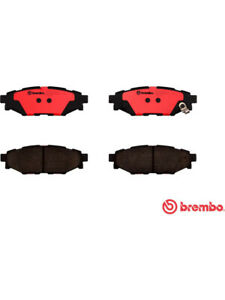 Brembo Brake Pads FOR SUBARU LIBERTY BL (P78020N)
