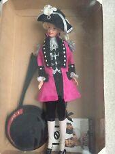 NIB George Washington FAO Schwarz Barbie Doll 1996 Mattel 17557