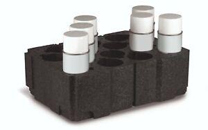 Tanos Systainer Einsatz für Sprühdosen Spraydosen Sprüh Dosen Spray 80101022