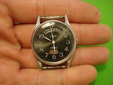Luch (Ray) Soviet Quartz Wristwatch.Day,Date ind.