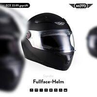 Motorrad-Helm Roller-Helm Sturz-Helm Scooter ! MOTO X86 Matt B. XS S M L XL XXL